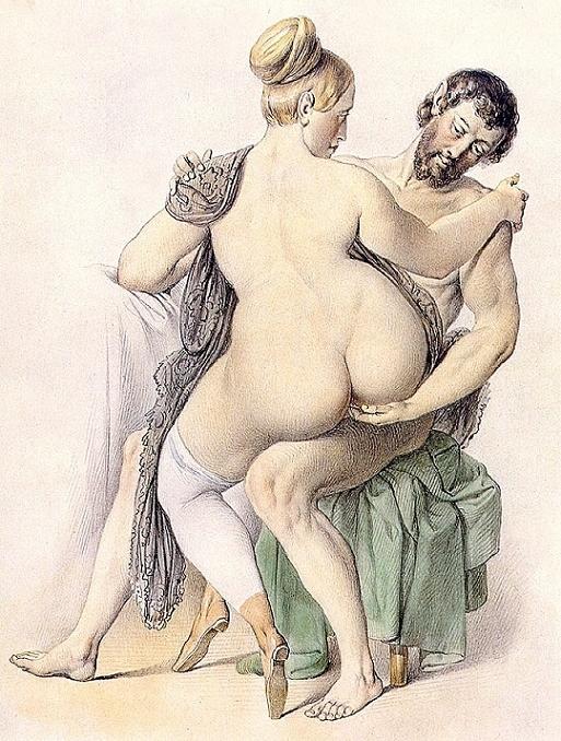 Johann Nepomuk Geiger erotoc art