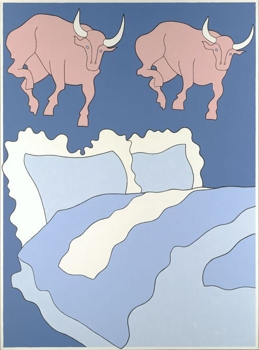 John Wesley Bulls and Bed