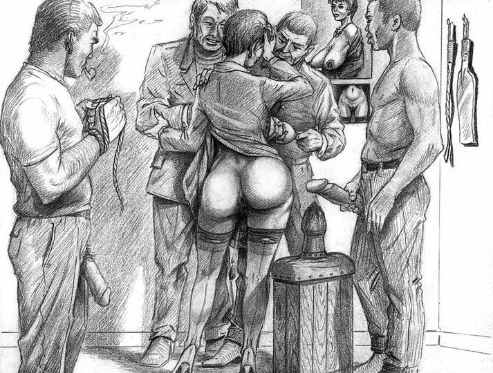 Joseph Farrel art