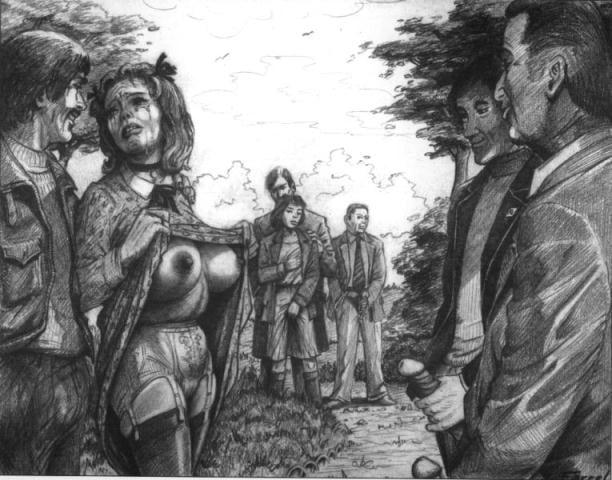 Joseph Farrel BDSM art