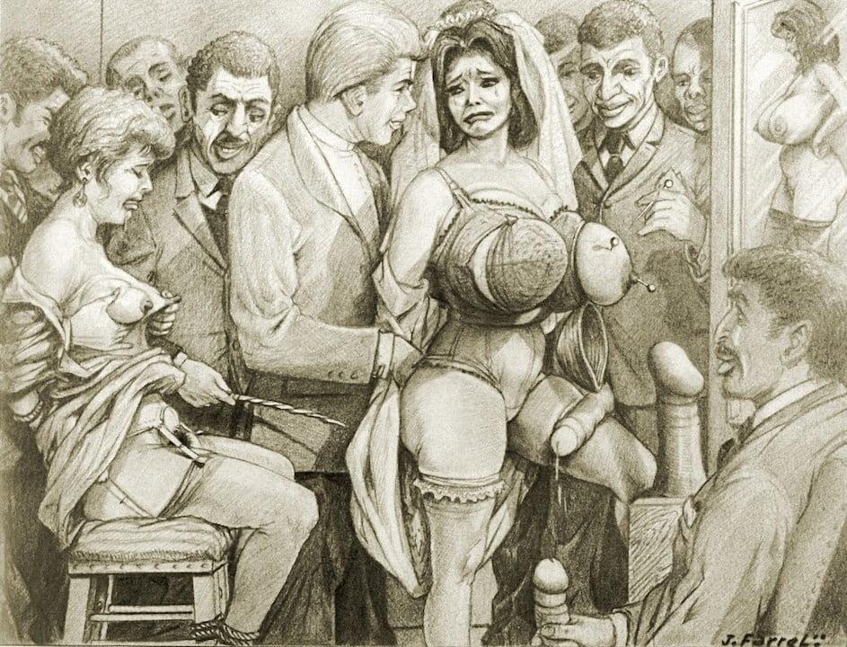 Joseph Farrel erotic