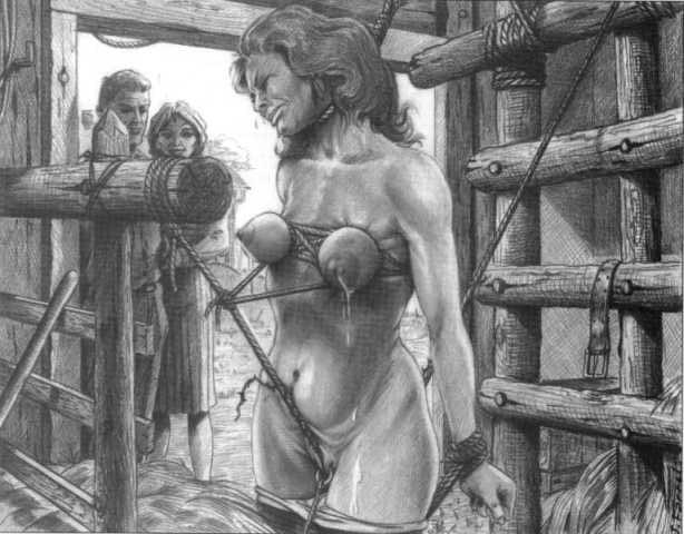 Joseph Farrel torture art