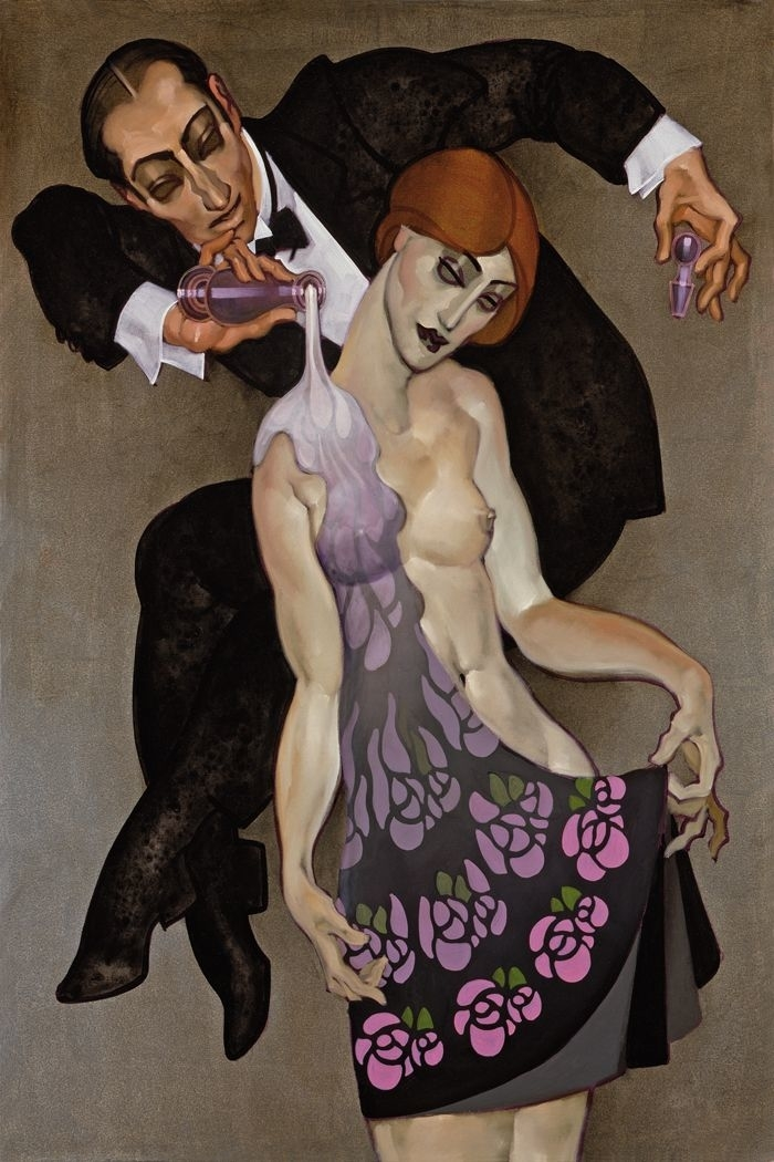 Juarez Machado erotic art