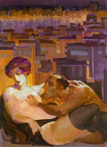 Juarez Machado paintings