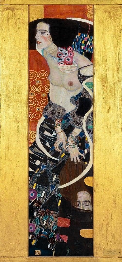 Judith II Gustav Klimt