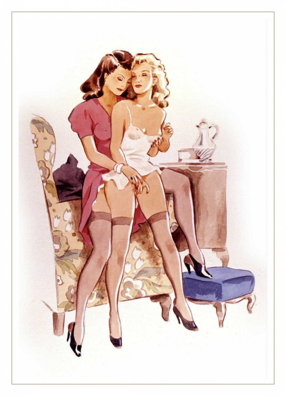 Julie Delcourt erotic