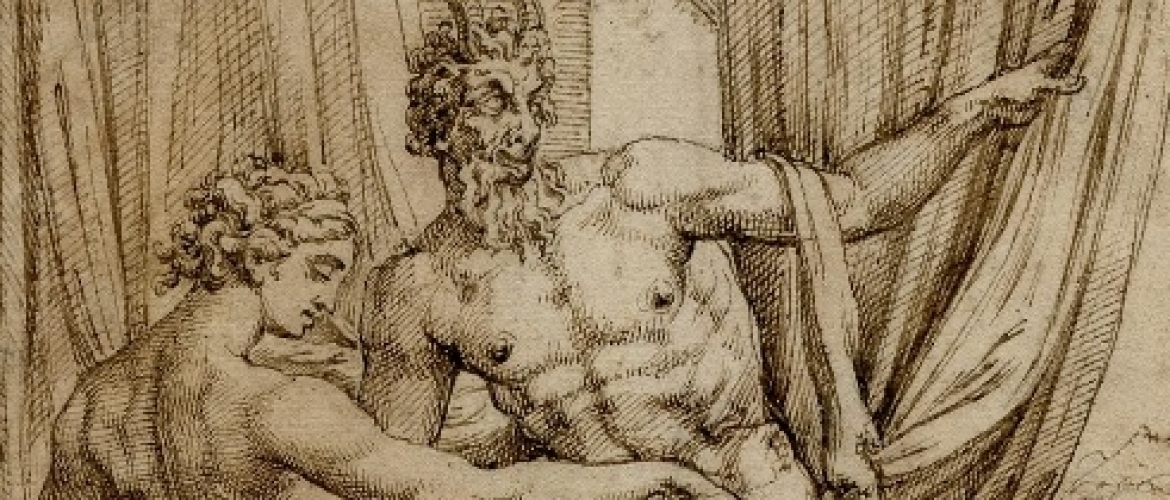 Copulating Gods in the Engravings of the 'Flemish Raphael' Michiel Coxie