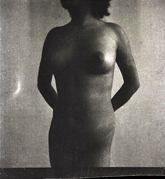 Kansuke Yamamoto faceless nude