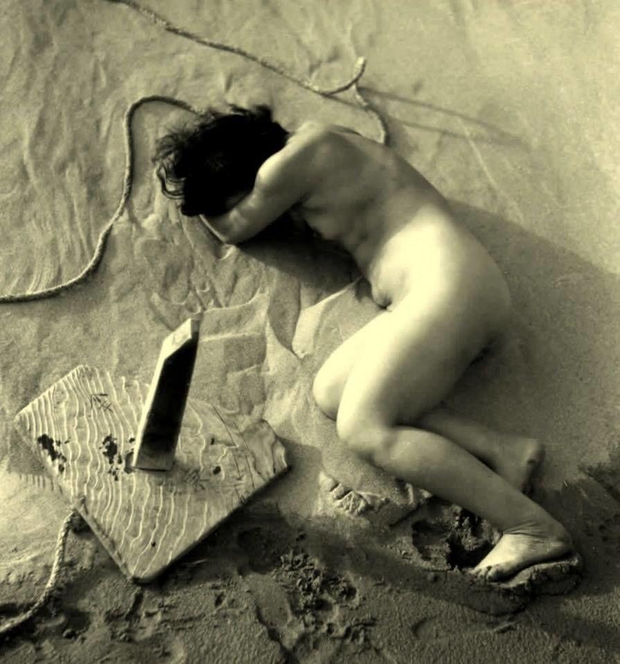 Kansuke Yamamoto nude art