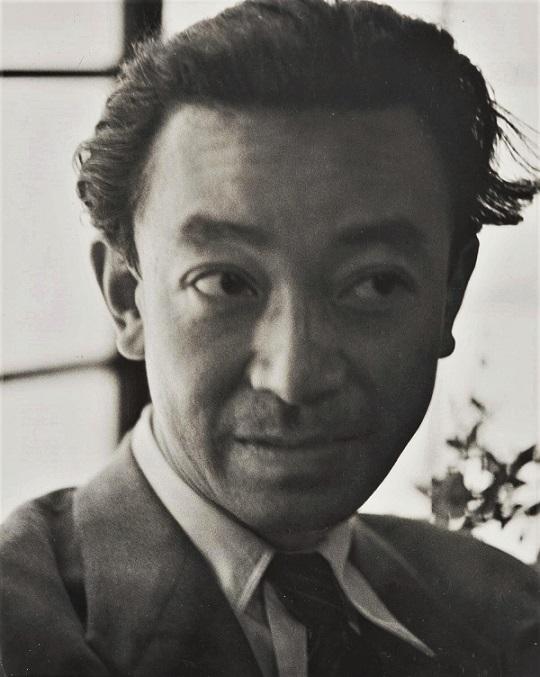 Kansuke Yamamoto portrait