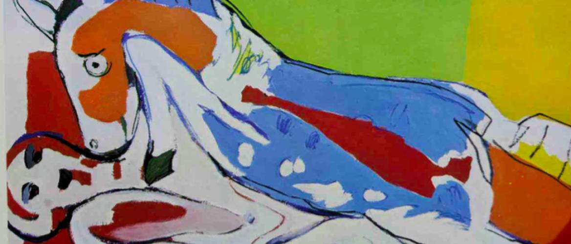 The COBRA Artist Karel Appel and His Bestial Vision of the Minotaur Myth