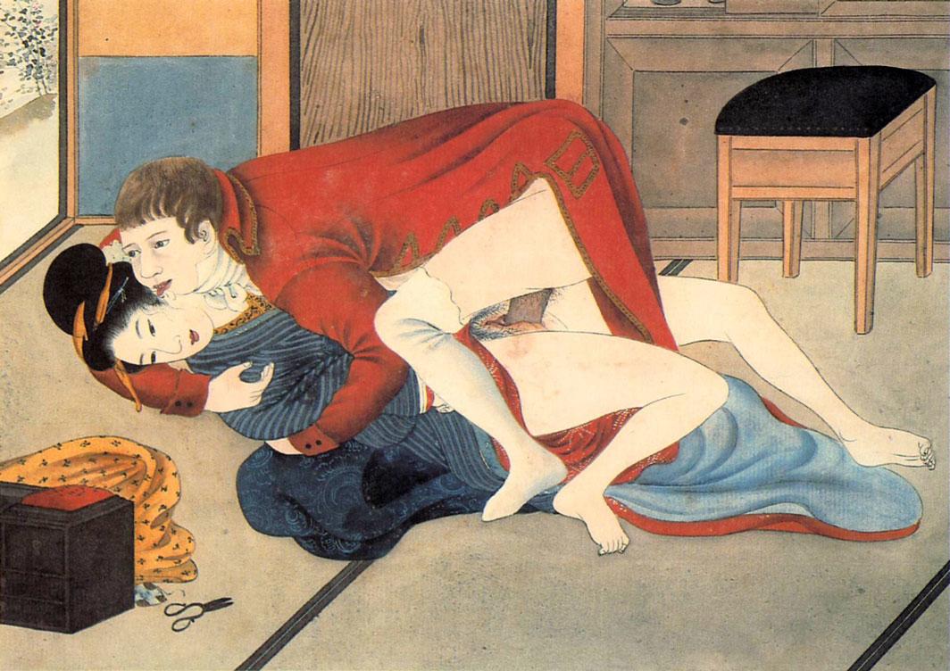 Kawahara Keiga Nagasaki painter