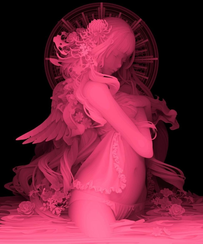 Kazuki Takamatsu surrealist artist