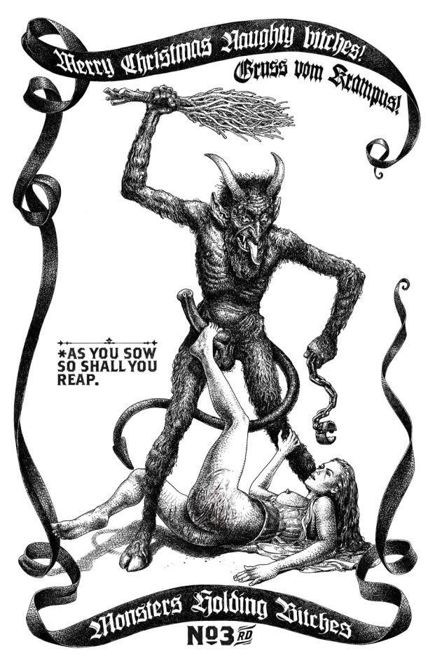 Kerb Crawler shock art