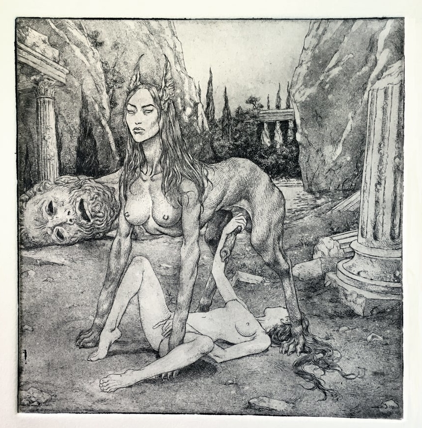 Kerb Crawler sphinx