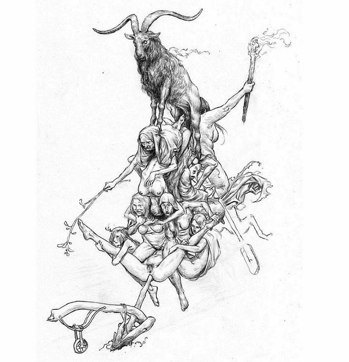 Kerb Crawler unfinished drawing