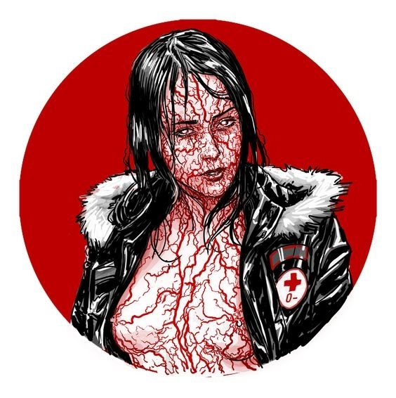 kerb crawler zombie girl
