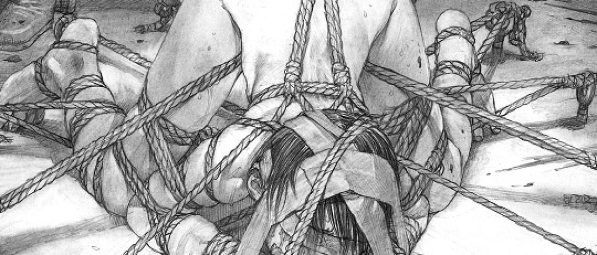 Sex, Death and Horror: Love of the Brute, By Hiroaki Samura (39 Pics)