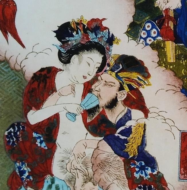 King Zhou of Shang and Daji'