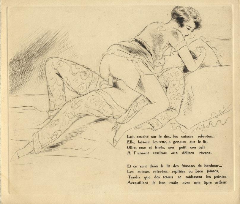 Léon Courboulei copulation