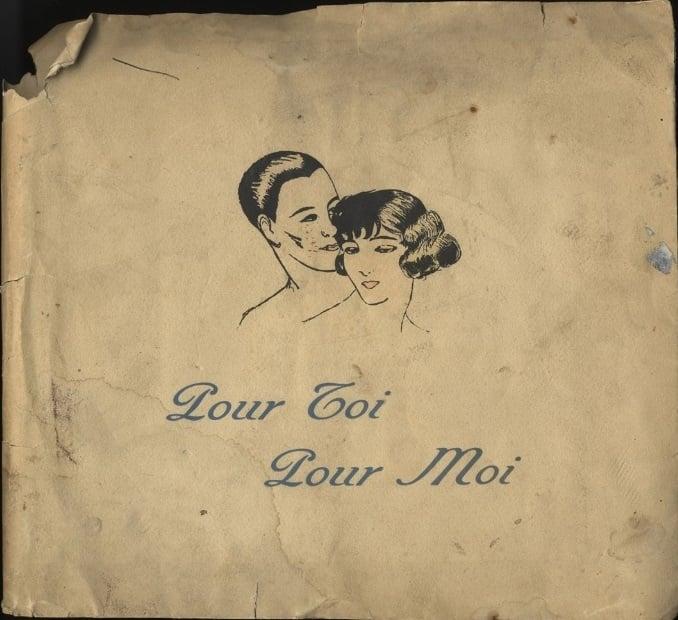 Léon Courbouleix the cover