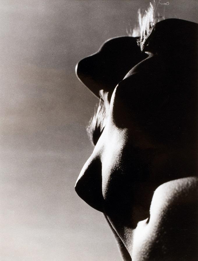 Ladislav Postupa nude in backlight