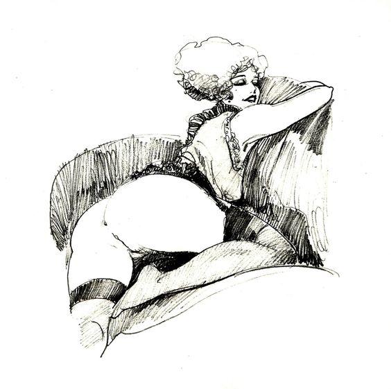 Leone Frollo black and white