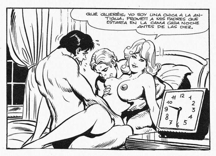 leone frollo erotic comic