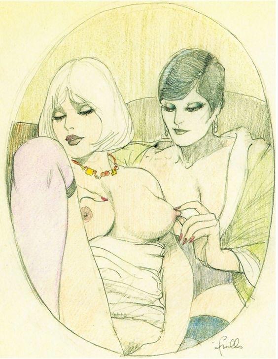 Leone Frollo lesbian