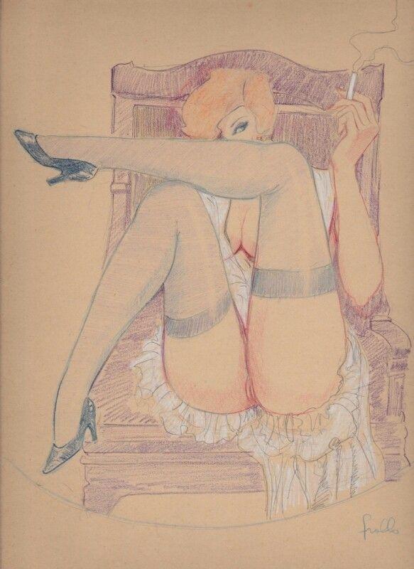 Leone Frollo nude