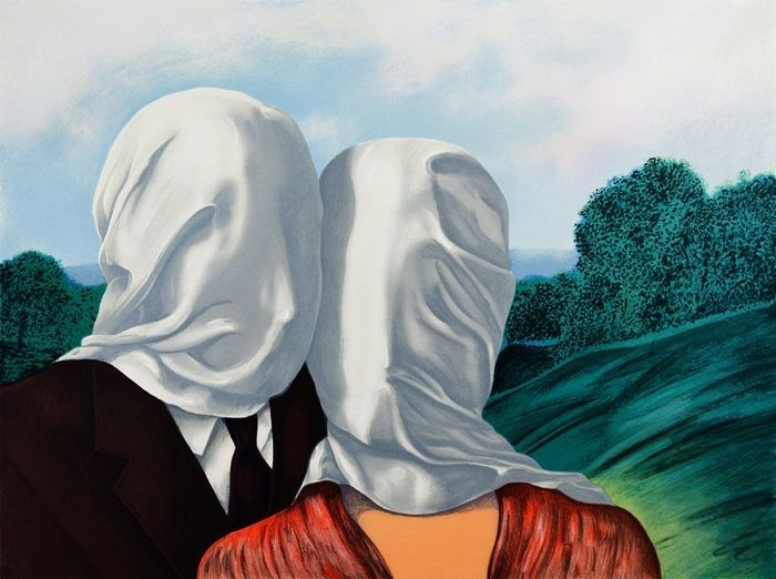 les amants the lovers rene magritte