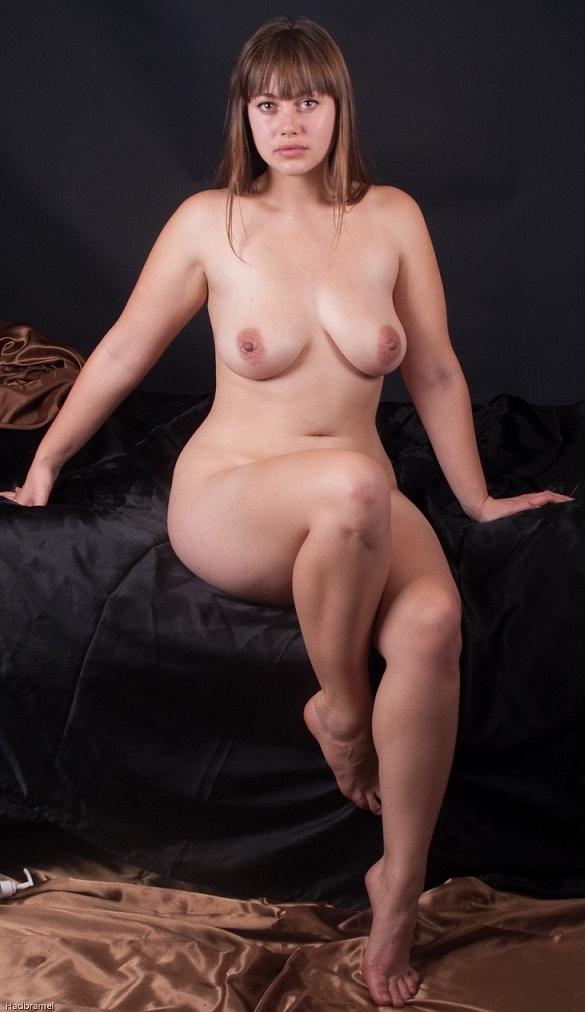 Lillias Right Nude Portrait