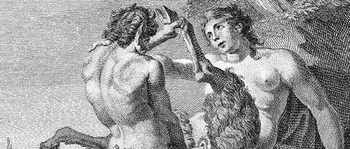 """Ancient Ways of Lovemaking in """"I Modi"""" by Agostino Carracci, Part I"""
