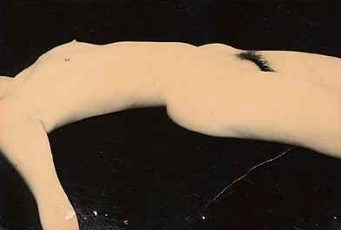 lying nude masao yamamoto