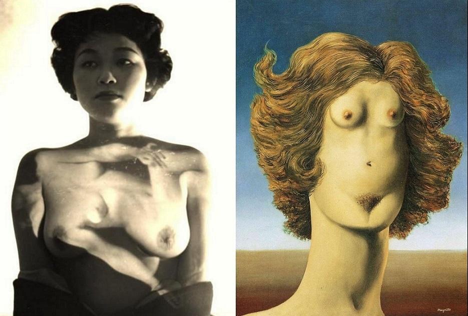 Magritte, Violence