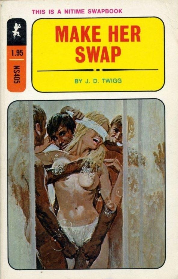 Make Her Swap Pulp Novel