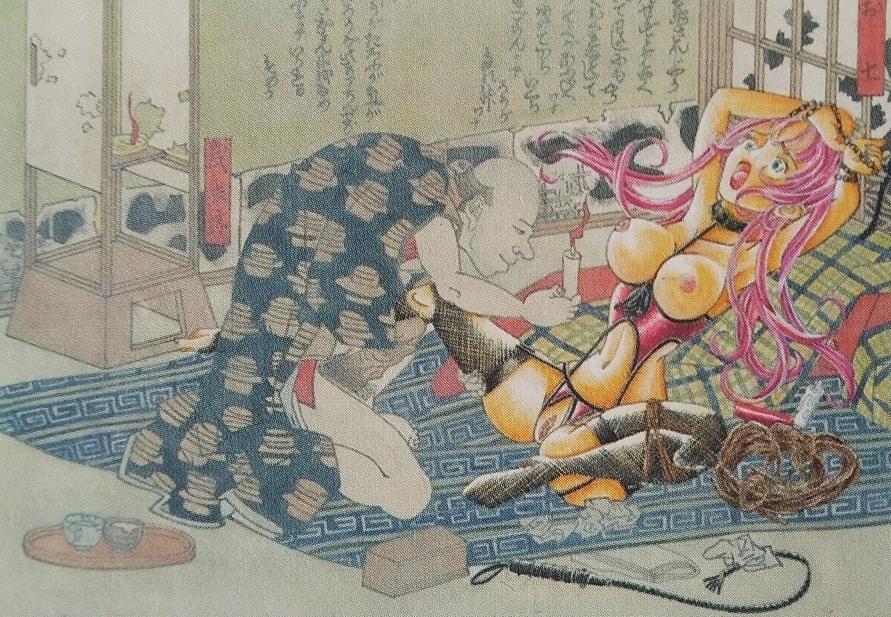 manga shunga