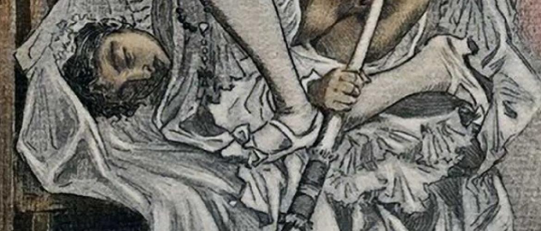 Maële's Rare Complete Set of Lithographs 'De Sceleribus et Criminibus'