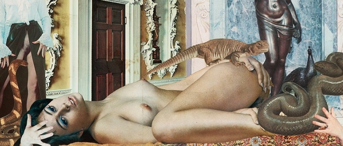 Worship to the Woman in the Surreal Works of Max Svanberg