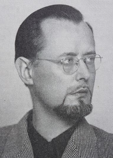 Max Svanberg portrait surrealist