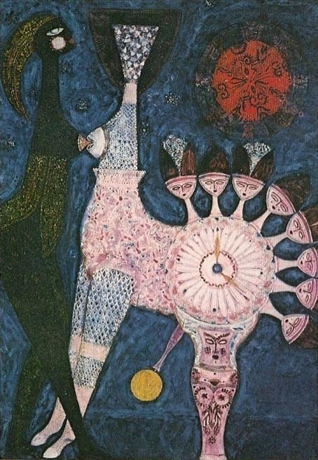 Max Svanberg surrealist art