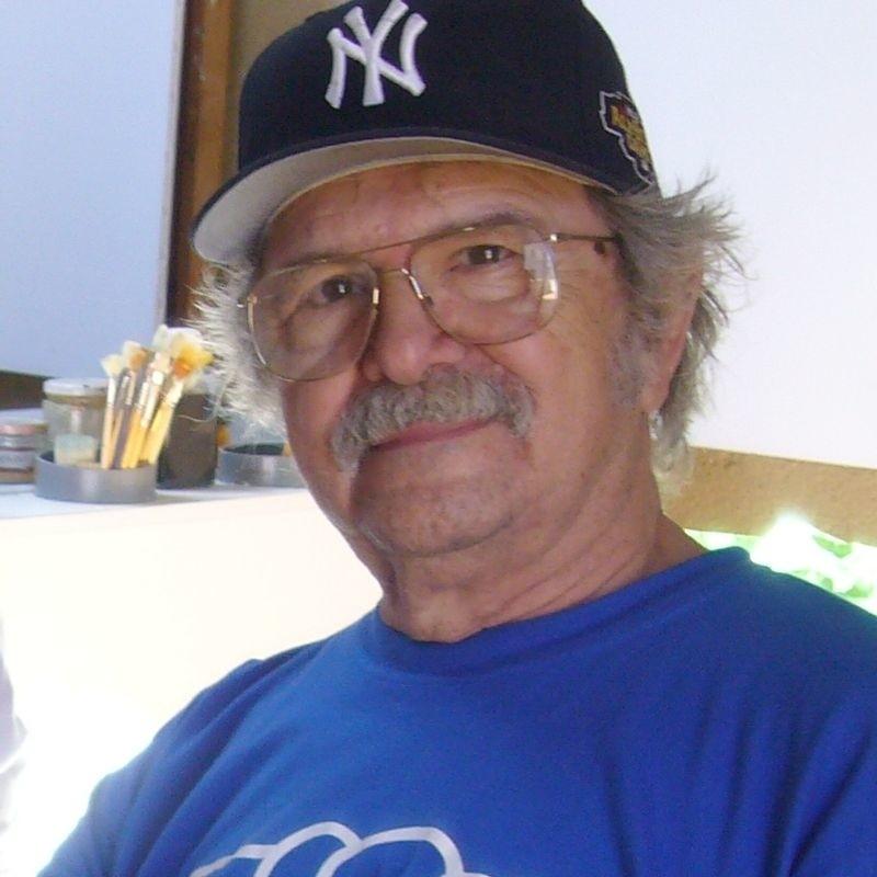 Mel Ramos arrtist