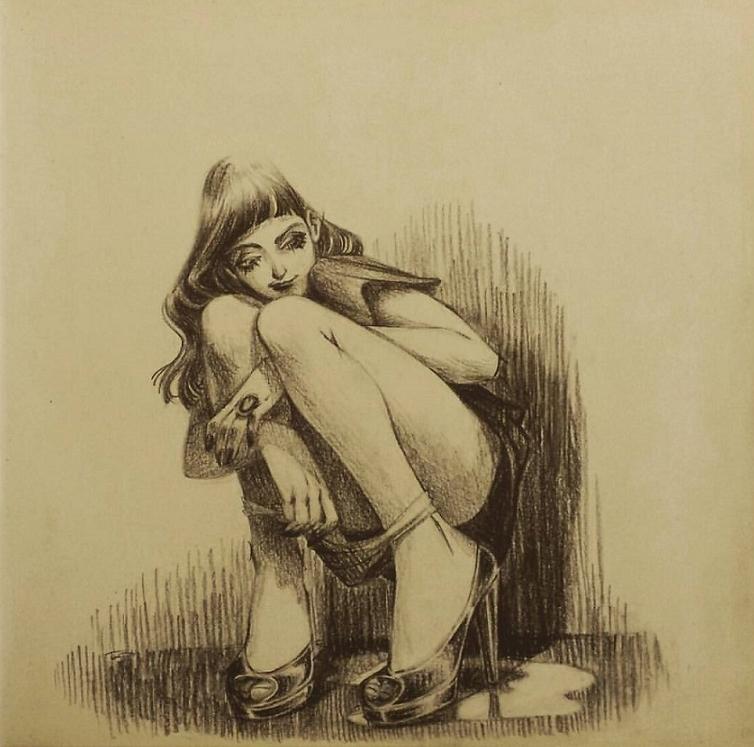 meryl franck peeing woman