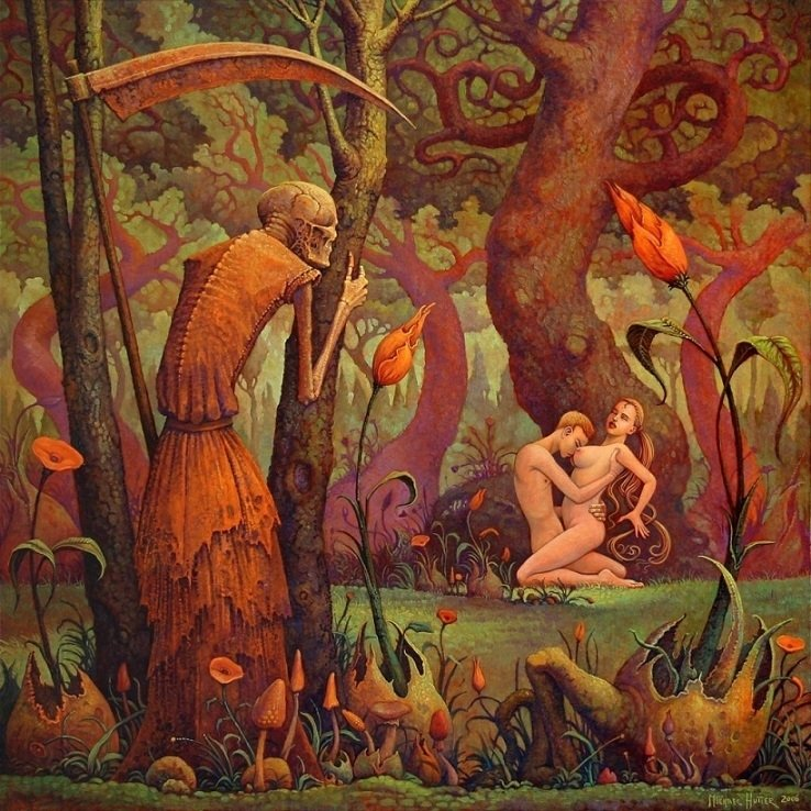 michael hutter grim reaper nude couple