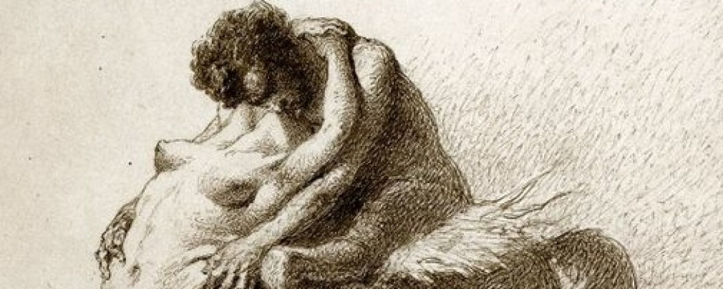 Sensual Lust and Life In the Drawings of Court Painter Mihaly Zichy
