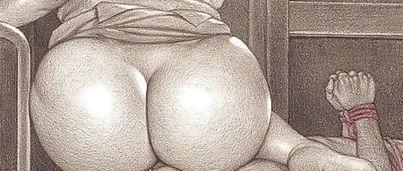 Namio Harukawa and His Insatiable Buttocks Fetish (101 Pics)