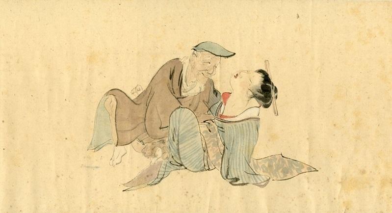 Morimura Gito erotic