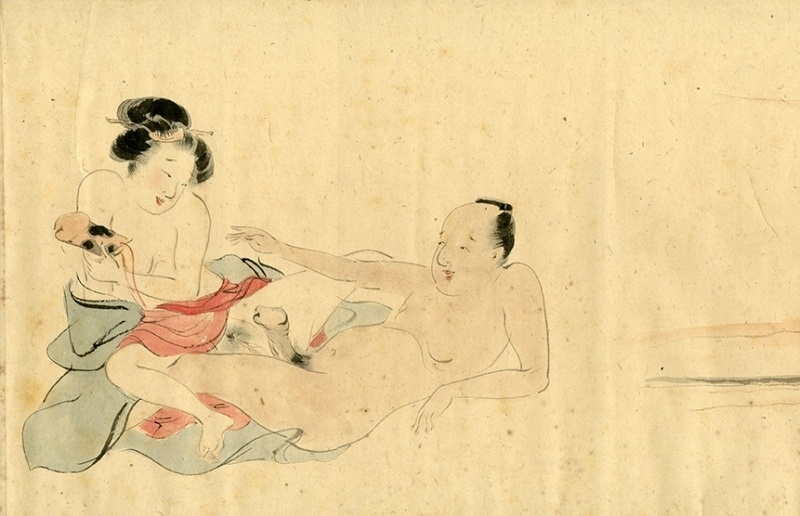 Morimura Gito painting