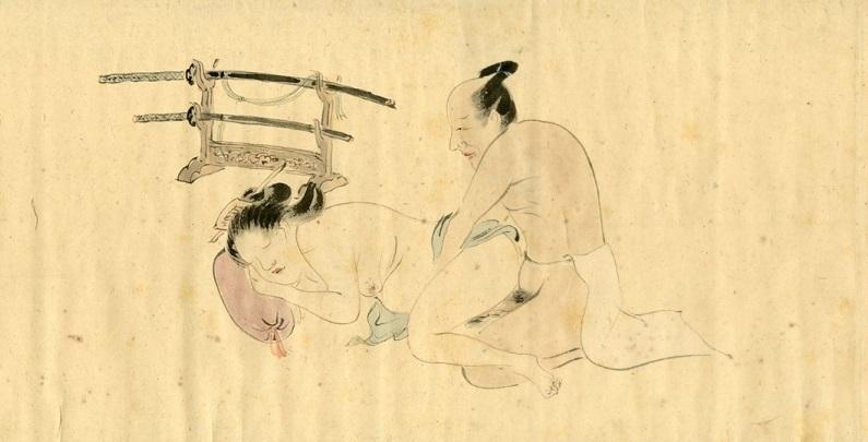 Morimura Gito samurai