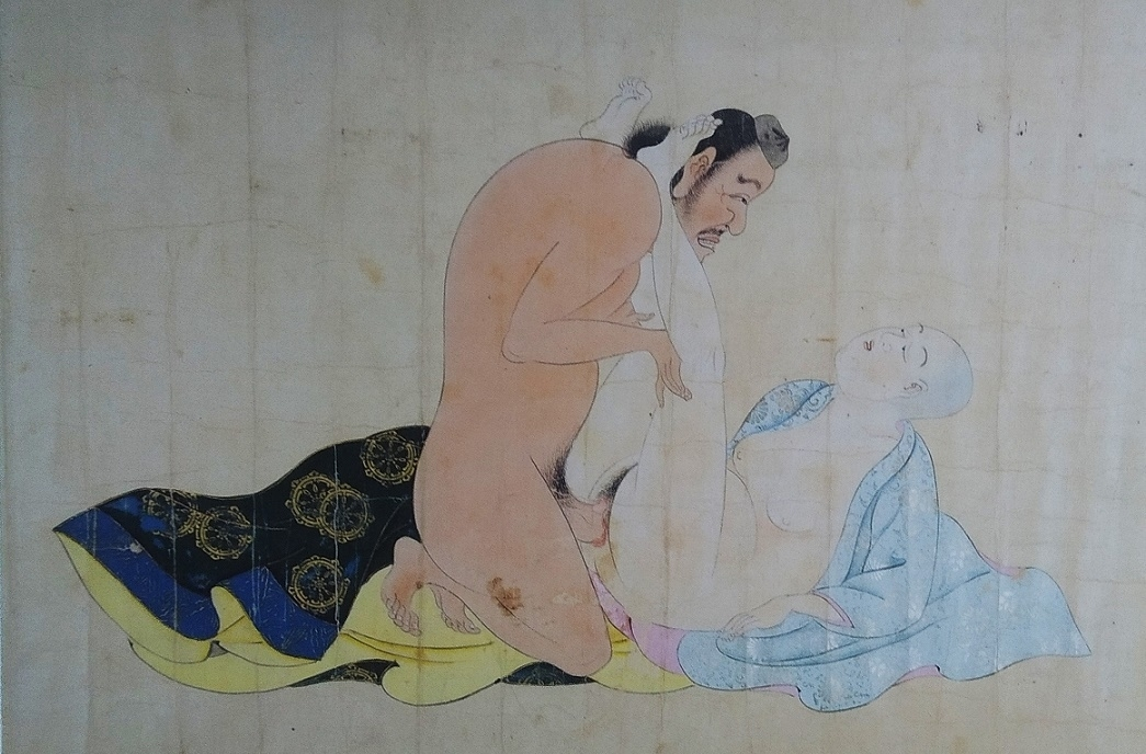Mountain priest and nun erotic